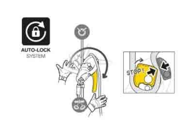 AUTO-LOCK-system