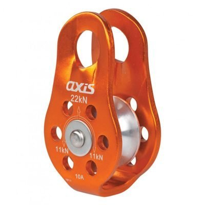AXIS PULLEY Light and Compact