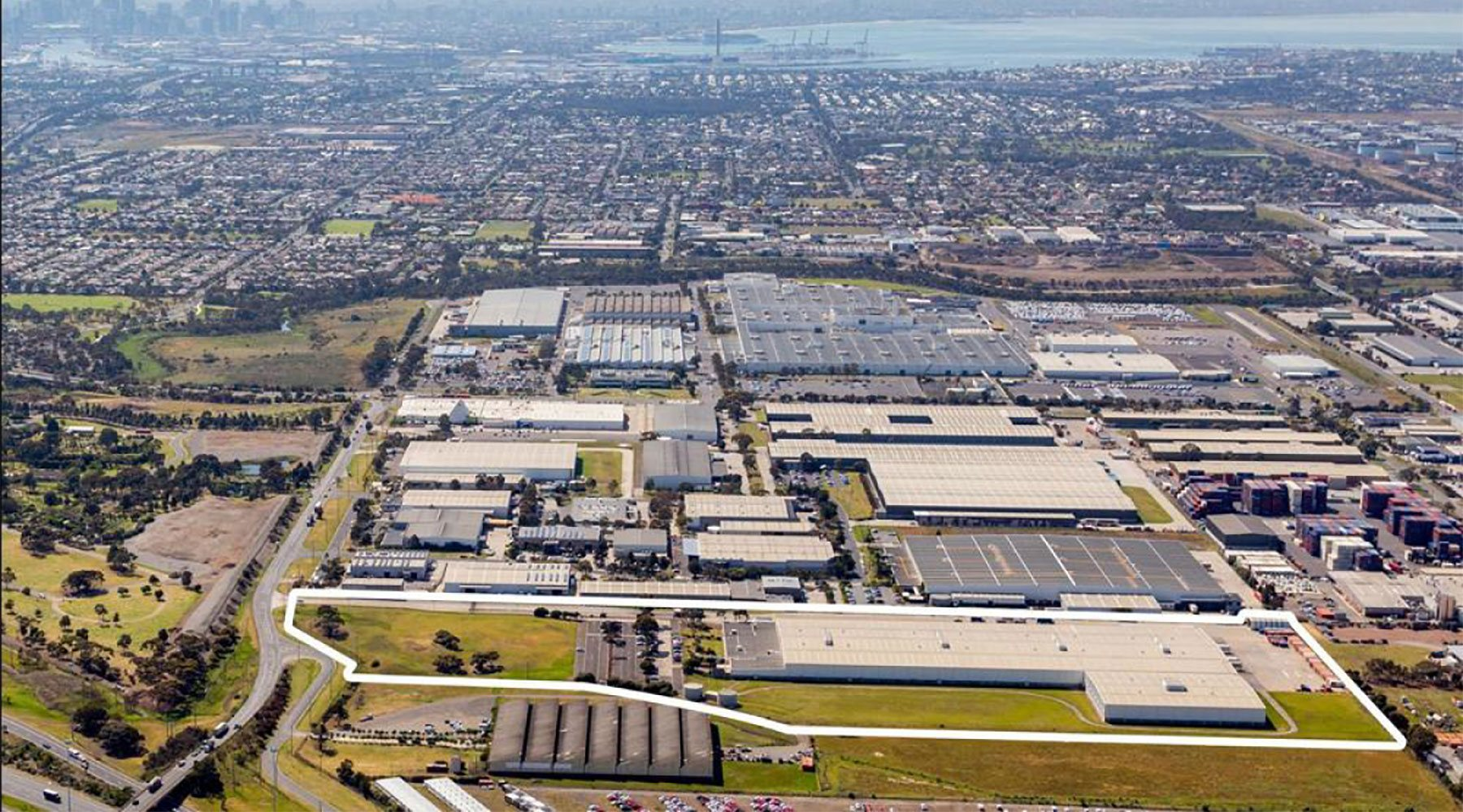 Keeping Myer Distribution Centre Safe for Working at Heights
